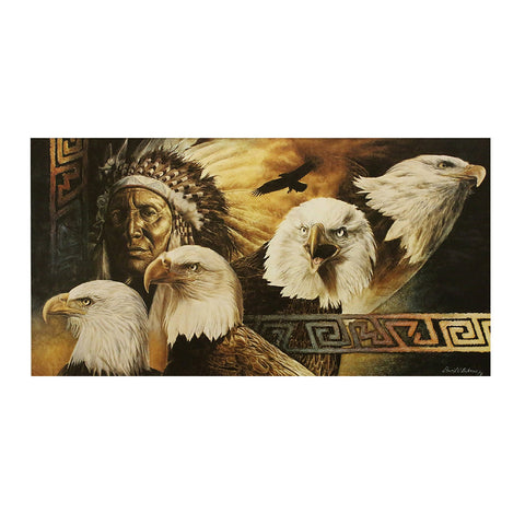 Lakota Twilight Limited Edition Lithtograph