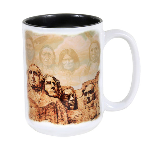 Founding Fathers 15 oz. Ceramic Coffee Mug