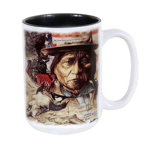 Iron Horse Apocalypse 15 oz. Ceramic Coffee Mug