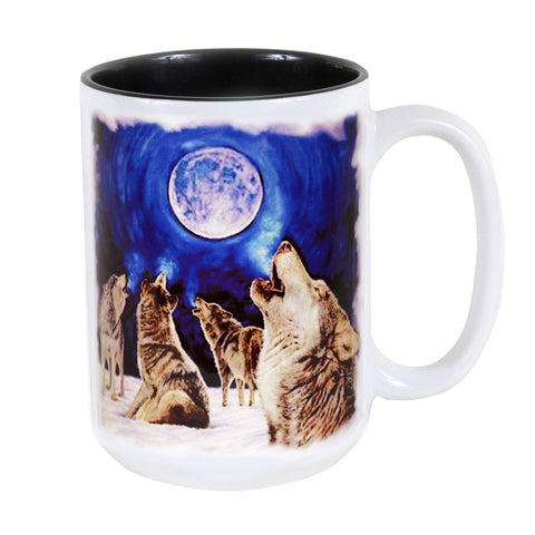Midnight Choir 15 oz. Ceramic Coffee Mug