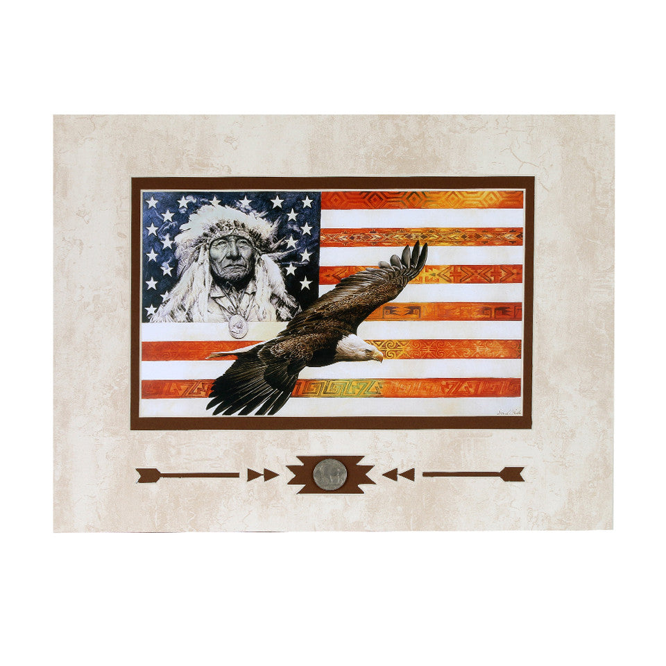 Spirit of America Showcase Print