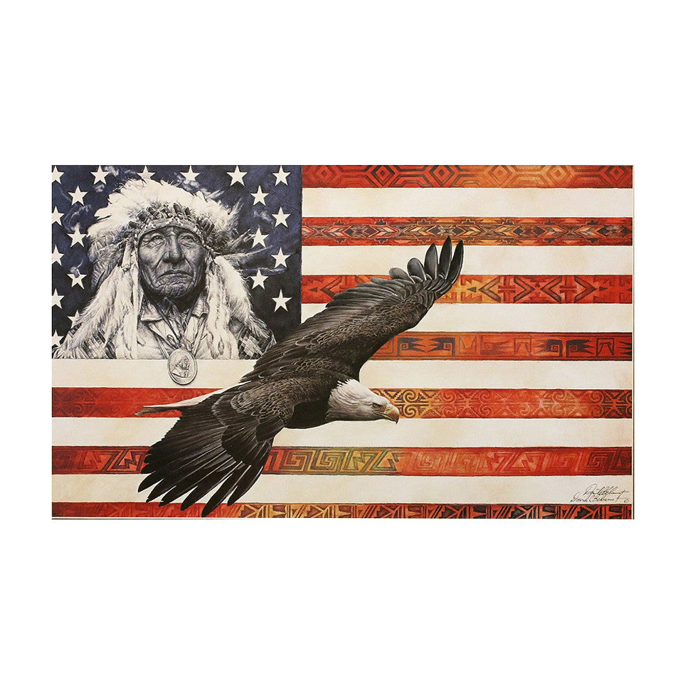 Spirit of America Limited Edition Lithograph