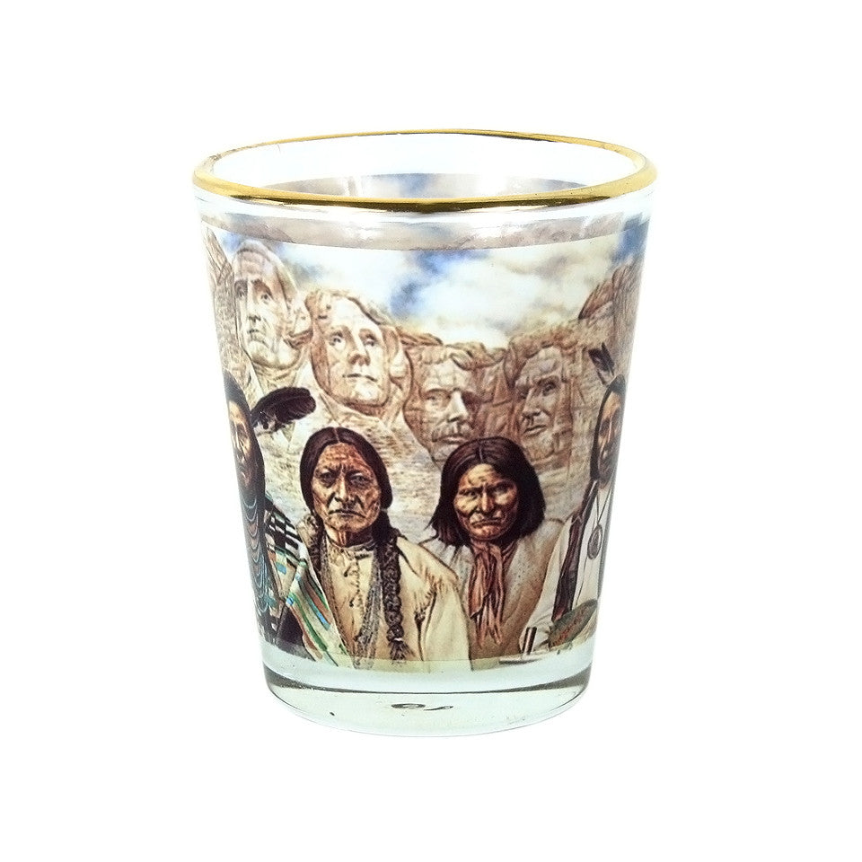 Original Founding Fathers Shotglass