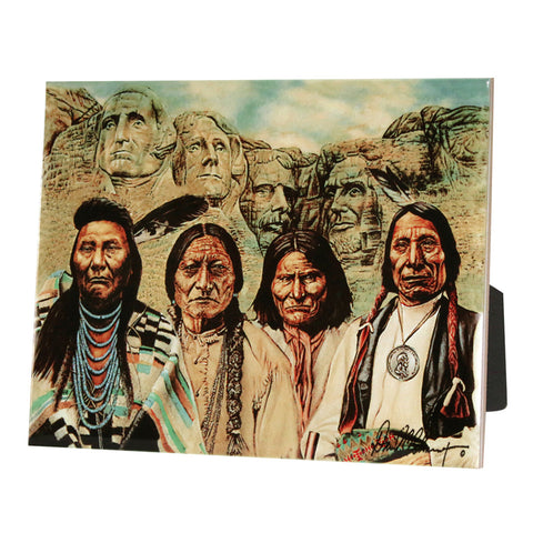 Original Founding Fathers 6X8 Ceramic Tile