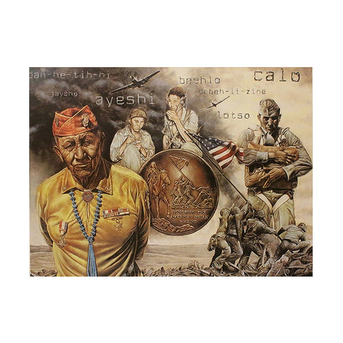 Visions of Valor Lithograph Limited Edition