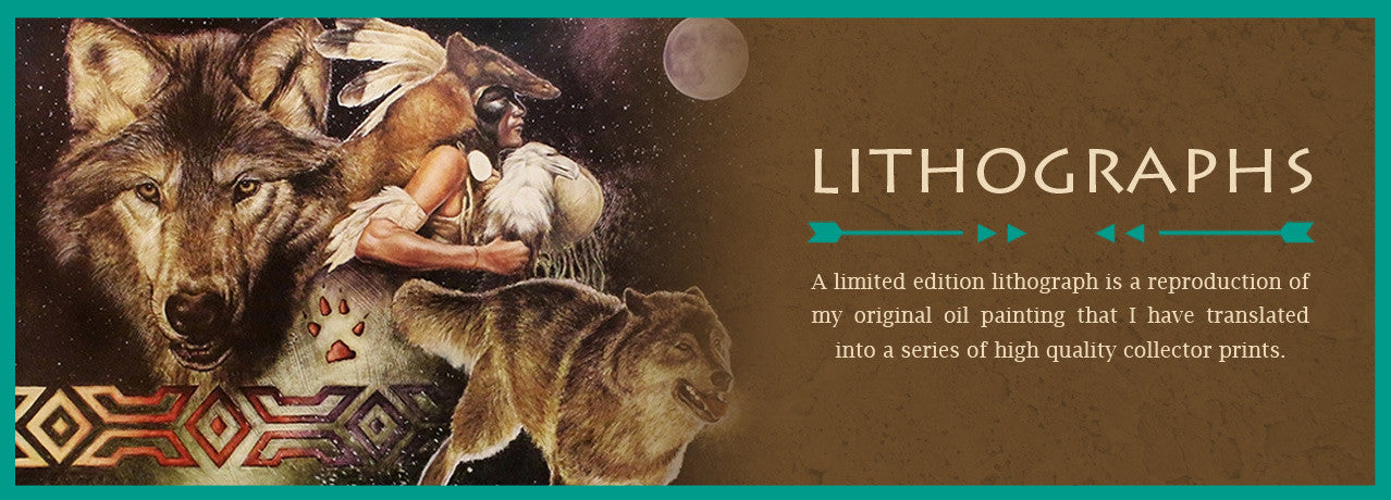 Shop our lithographs, high quality collector prints