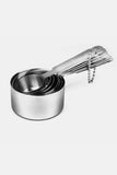 7 Cup Stainless Steel Measuring Set - RSVP / Endurance