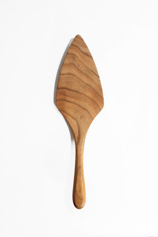 Cherry Wood Pie Server - Jonathan's