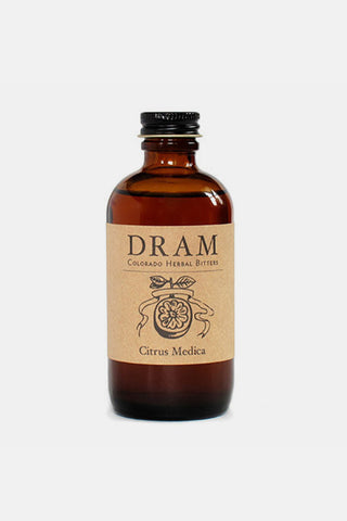 Citrus Medica Herbal Bitters - Dram Apothecary
