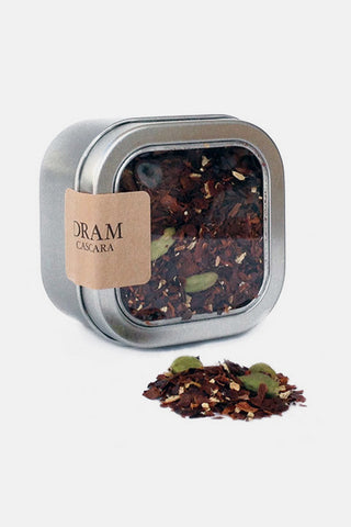 Coffee Cherry Chai Loose Leaf Tea - Dram Apothecary