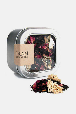 Grey Gardens Loose Leaf Tea - Dram Apothecary