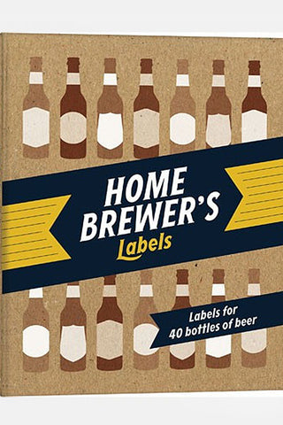 Home Brewers Labels
