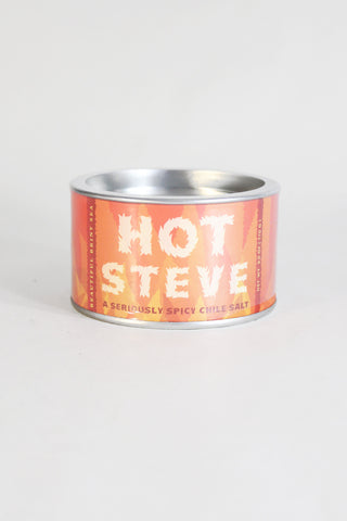Hot Steve Spicy Chili Sea Salt