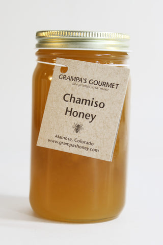 Chamiso Honey - Grampa's Honey