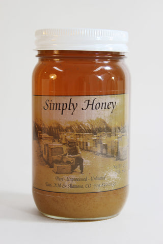Simply Honey - Grampa's Honey