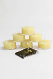 Beeswax Tea Light Candles