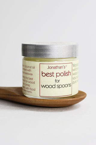 Wood Spoon Wax