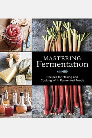 Mastering Fermentation - Mary Karlin