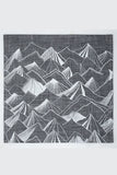 Mountain Peak Cloth Napkin Set - Nell & Mary
