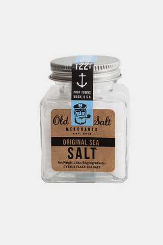 Original Sea Salt - Old Salt Merchants