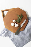 Small Cherry Wood Cutting Board - Blade & Knoll