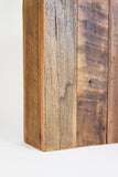 Reclaimed Wood Knife Block