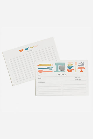 Rifle Paper Co. Recipe Cards
