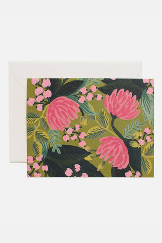 Saigon Bloom Card - Rifle Paper Co