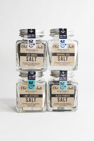 Sea Salt Gift Set - Old Salt Merchants