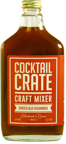 Cocktail Crate Spiced Old Fashioned
