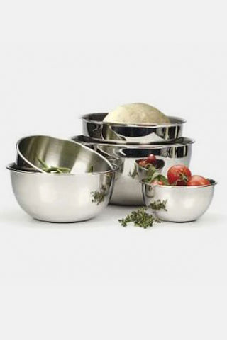 Stainless Steel Mixing Bowls