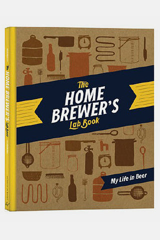 The Home Brewer's Lab Book.