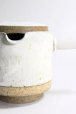 Glazed Stoneware Small Teapot