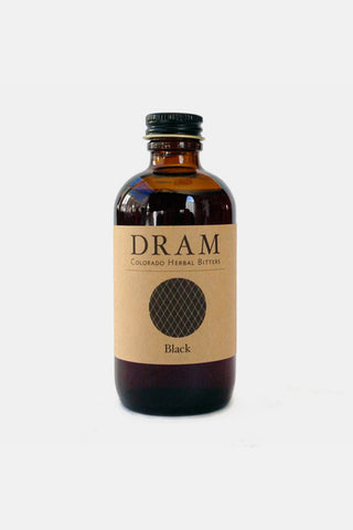 Black Herbal Bitters - Dram Apothecary