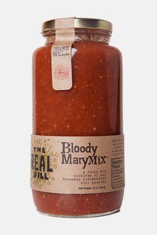 Bloody Mary Mix - The Real Dill