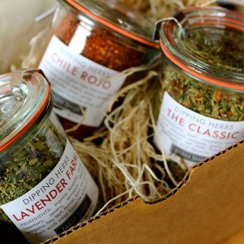 Dipping Herbs Trio Gift Set