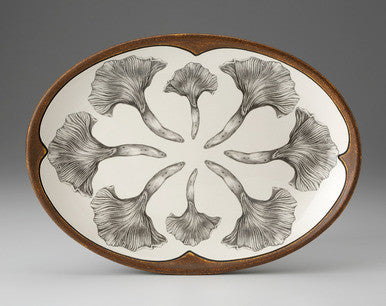 Chanterelle Serving Dish: Small Oval