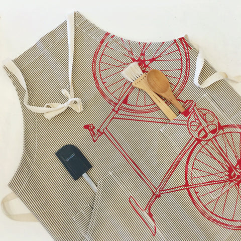 Vital Fixie Stripped Apron
