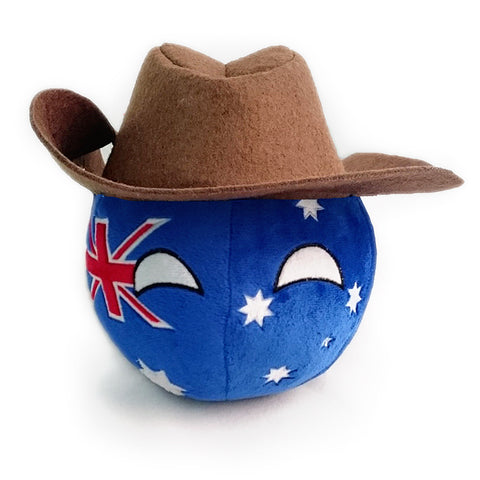 Australiaball Ultra-Plushie