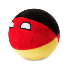 Germanyball Ultra-Plushie Photo