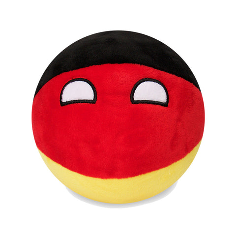 Germanyball Ultra-Plushie