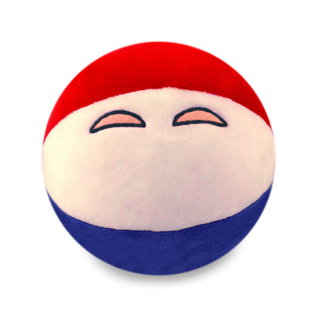 Netherlandsball Ultra-Plushie Photo
