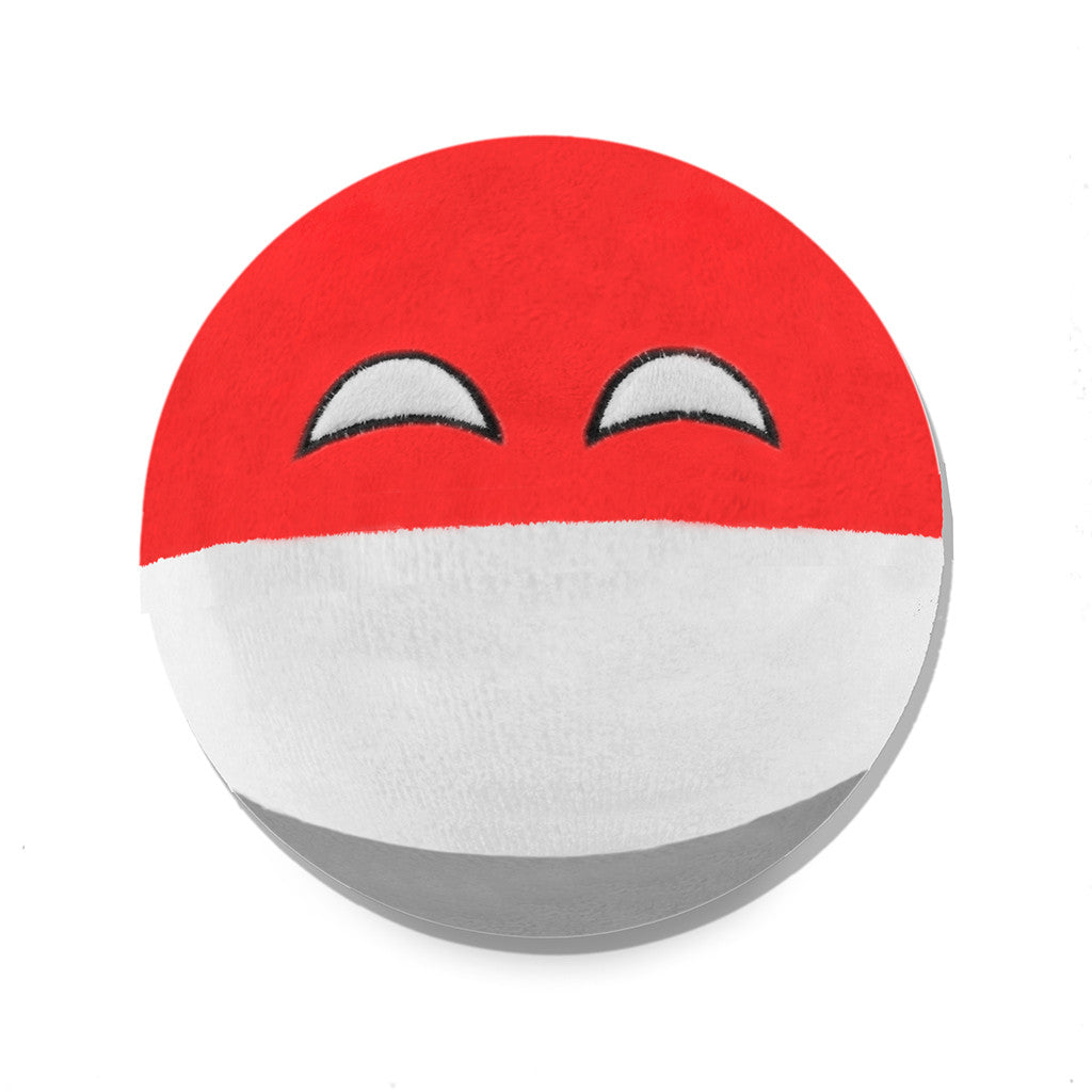 PolandBall Ultra-Plushie Photo