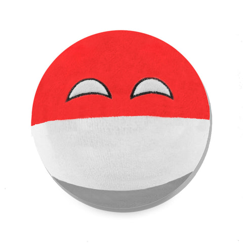 PolandBall Ultra-Plushie