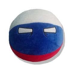 Russiaball Ultra-Plushie Photo