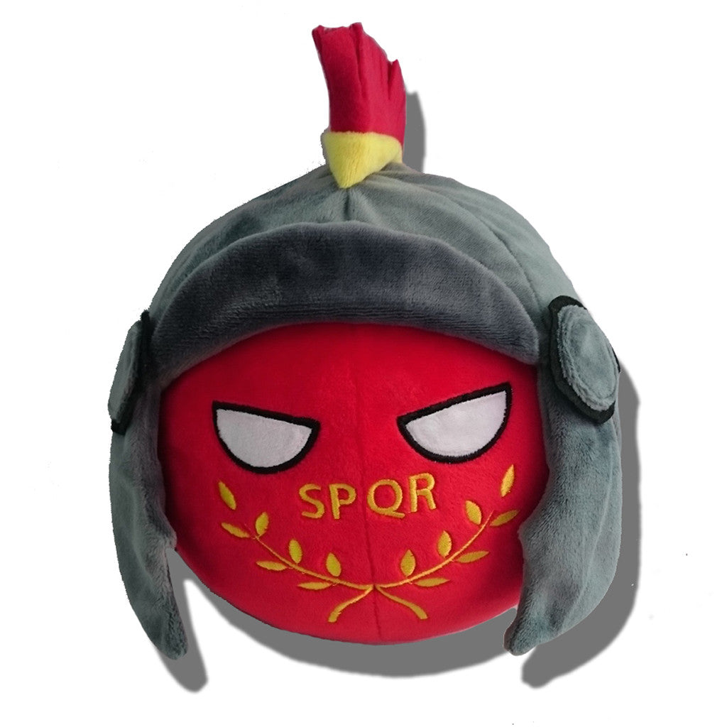 SPQRball (Rome) Ultra-Plushie Photo