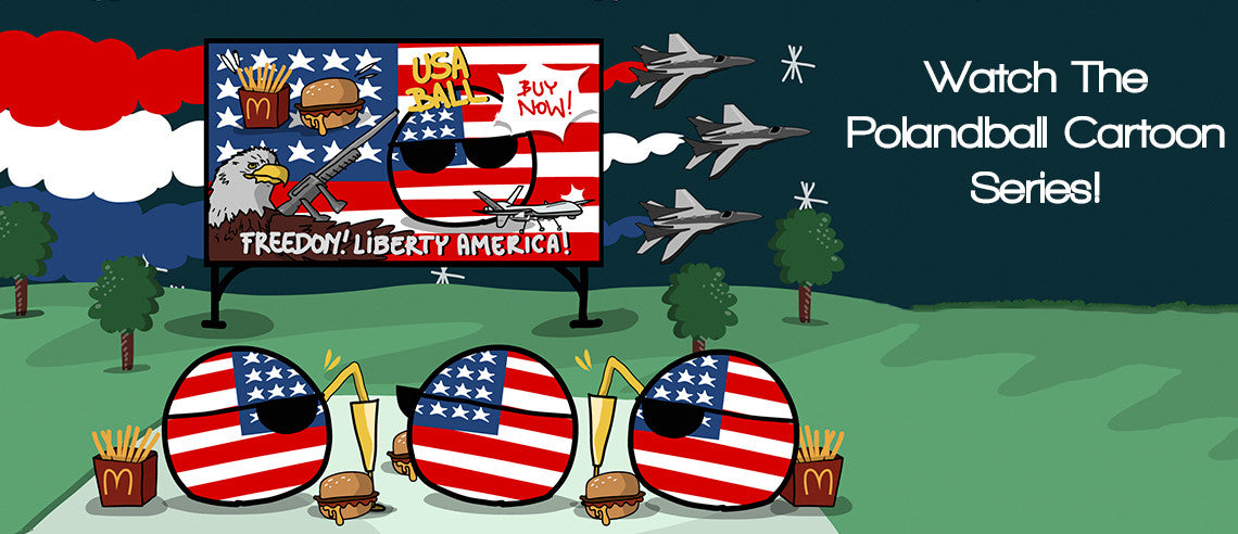 Watch the Polandball Cartoons!