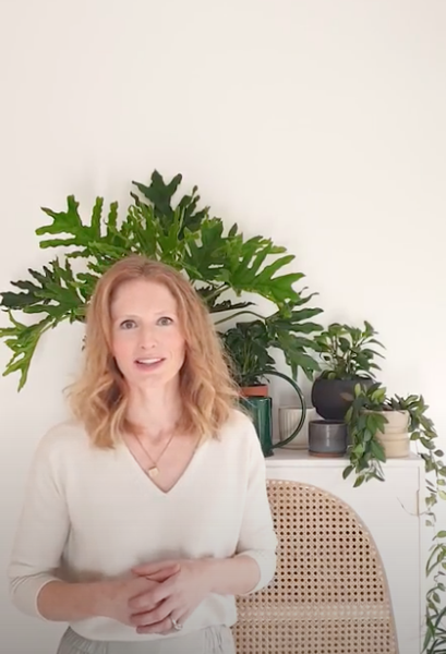 GREEN VIGNETTE WITH CO-FOUNDER ALANA LANGAN