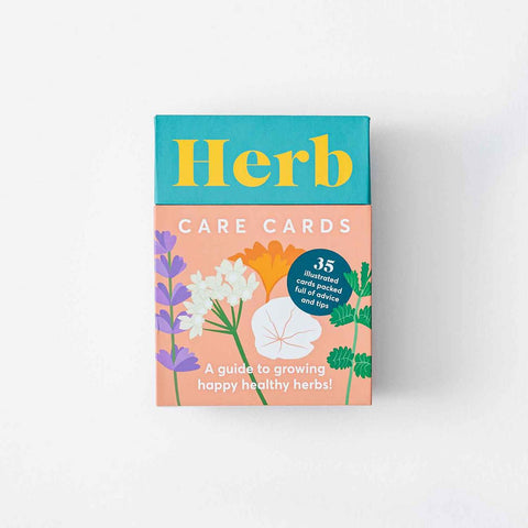 ANOTHER STUDIO Herb Care Cards