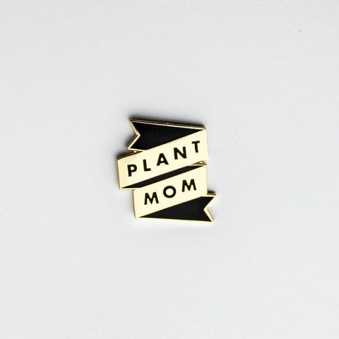 HEMLEVA Plant Mom Pin